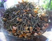 100% Natural and Organic Rosemary Lemon Hair Tea for Conditioning and Hair Growth