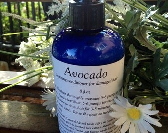 Avocado Cleansing Conditioner 8 oz