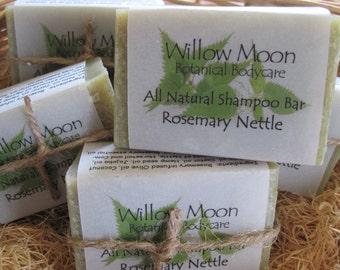 Rosemary Nettle Shampoo Bar