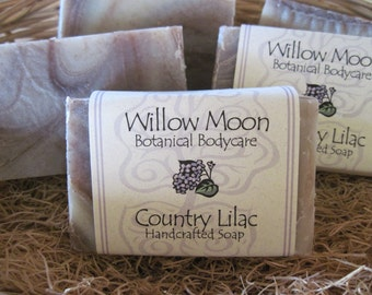 Country Lilac bar soap