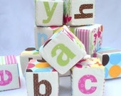 abc Building Blocks - PDF Sewing Pattern - free shipping