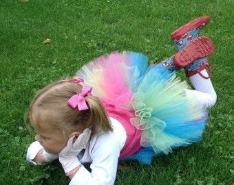 Fairy Princess and Ballerina TuTu, PDF sewing pattern