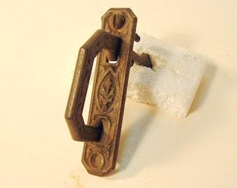 Victorian Cast Iron Door Latch