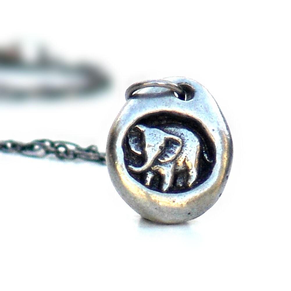 Womens Elephant Jasper Ring