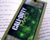 Call Of Duty Modern Warfare 3 bookmark - Great Christmas gift or stocking stuffer for that gamer in your life