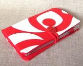 mini pocketbook - swedish red