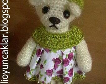 Amigurumi Little Bear
