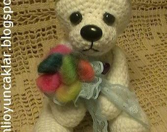 Amigurumi Polar Bear Pattern