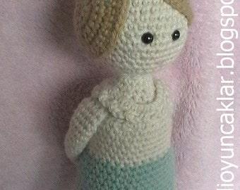 Amigurumi Spring Doll