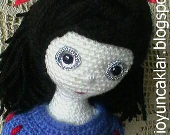 Amigurumi Snow White Pattern
