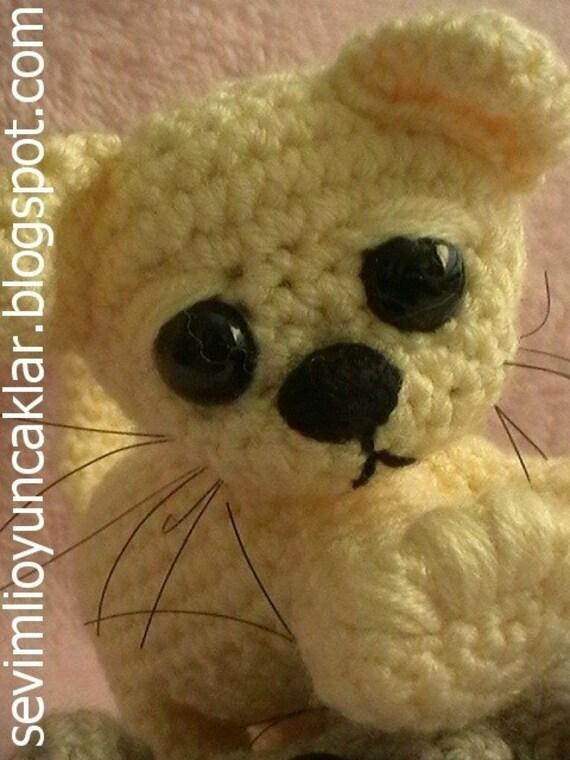 Amigurumi Baby Cat Pattern