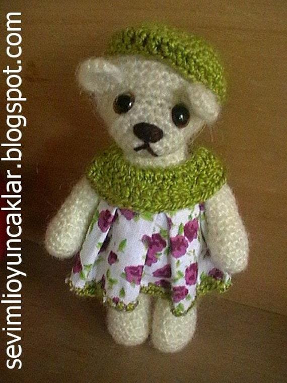 Amigurumi Little Bear : Amigurumi Little Bear