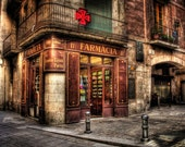 Ancient pharmacy 10,5 x 7  Fine Art Photography