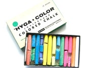 Color Away - Vintage Hyga Color Chalk