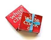 Chalk It Up - Vintage Binney and Smith White Chalk