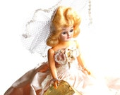 Take Her Down The Aisle - Vintage Bridal Doll