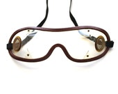 Take A Dive from the Sky - Vintage Military Skydive Goggles