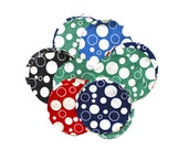 A Bubble World - Vintage Fabric Quilting Circles
