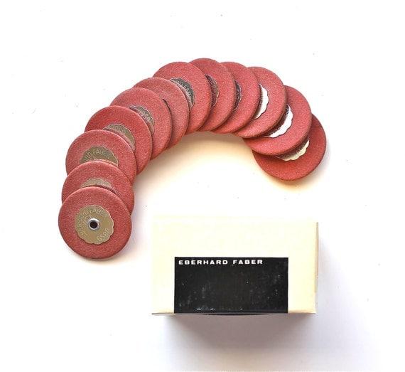 Oops, I Made a Mistake - Vintage Erasers - Vintage Eberhard Faber, Vintage Typewriter Erasers