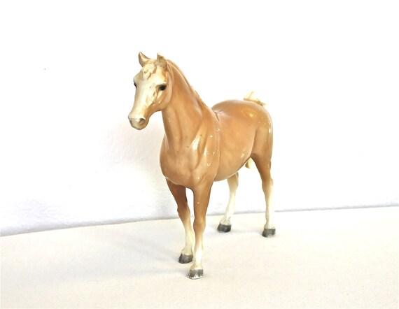 Palomino - Vintage Breyer Palomino Horse