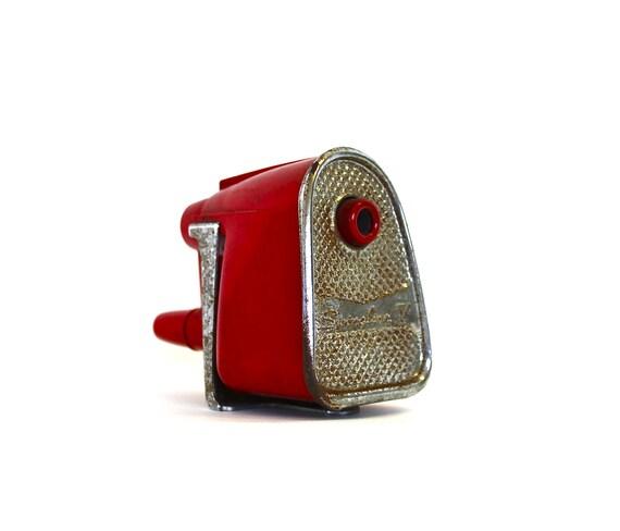 Don't You Look Sharp - Vintage Swingline Red Pencil Sharpener