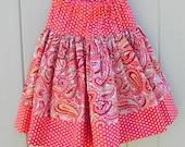 Pretty Paisley Twirly Skirt  Size 3T - 4T
