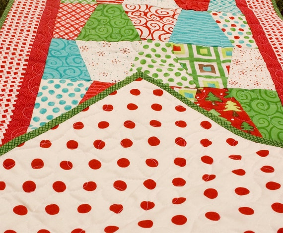 Ready Set Snow Quilted Table Runner