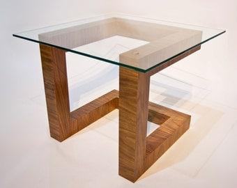Fife Side Table - Walnut