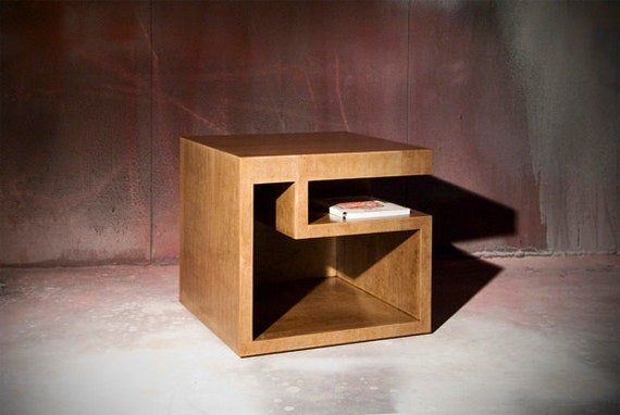 DeBock Corner Table