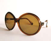 Reserved for Camila Pawlowski  Vintage oversized retro sunglasses from Germany