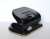 Vintage black hole puncher Leitz from Germany