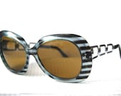 Light blue tiger sunglasses Germany