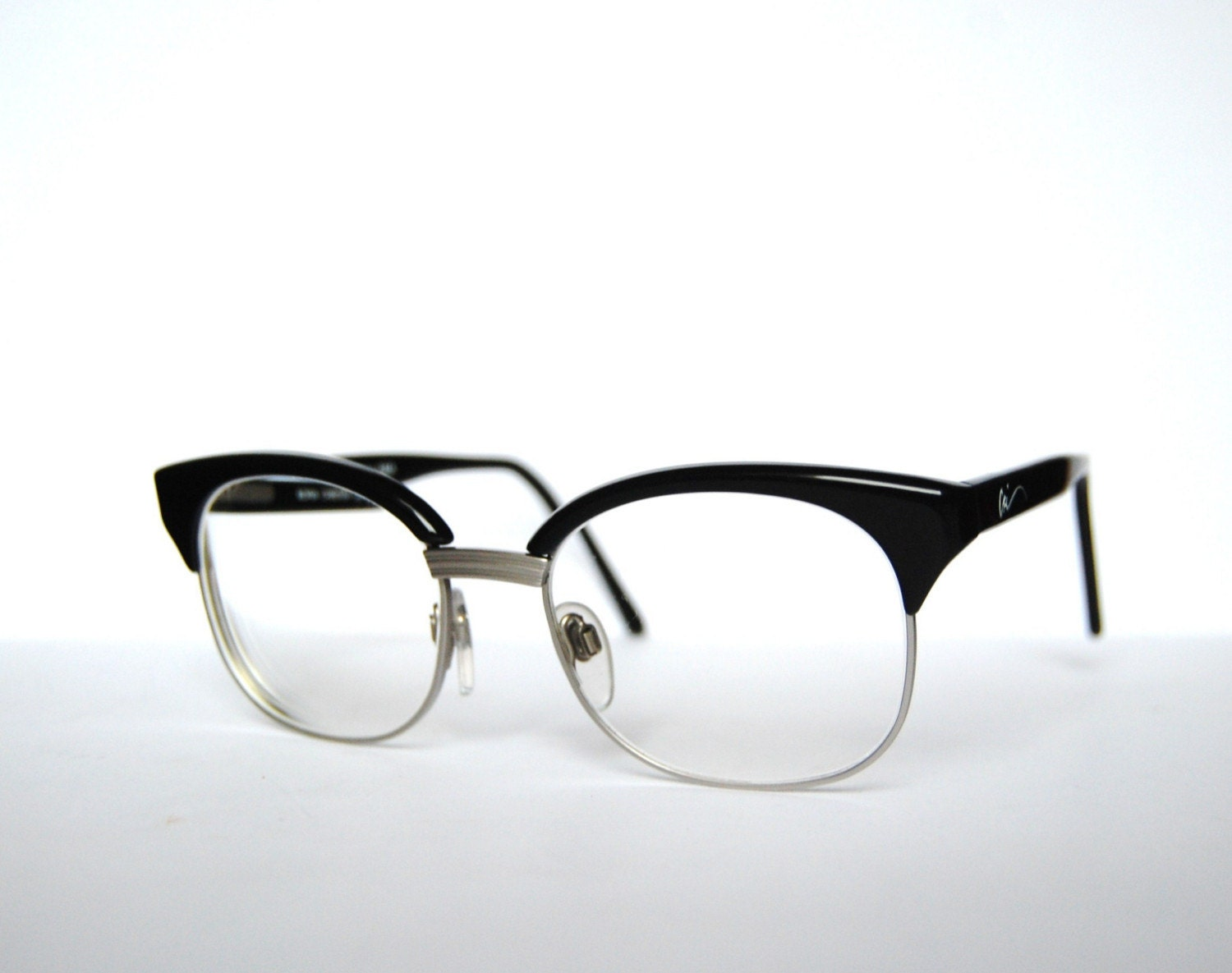 Glasses Frames Germany : Vintage rare eyeglasses Ilona Christen by AMA from Germany