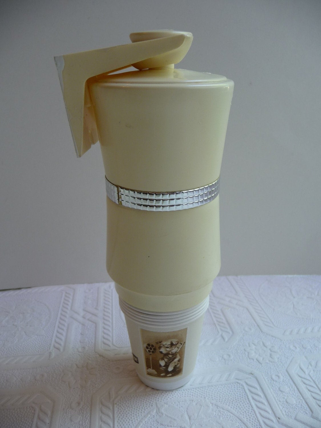 Cup Holder Dixie Cup Holder Vintage Bathroom Cup Holder