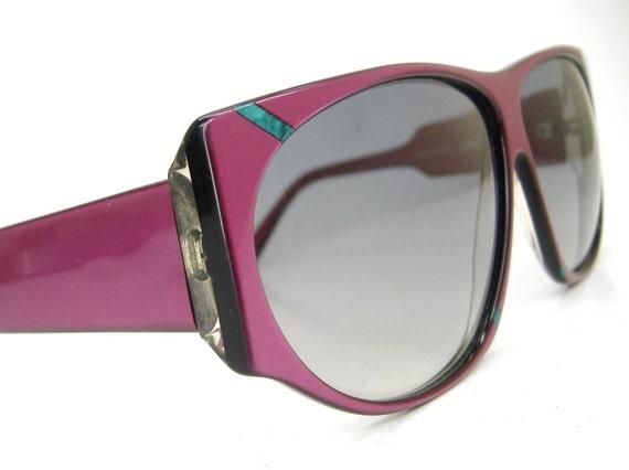 Vintage 80s Silhouette Sunglasses Large
