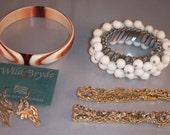 Vintage Lot of Bracelets Lot No.15