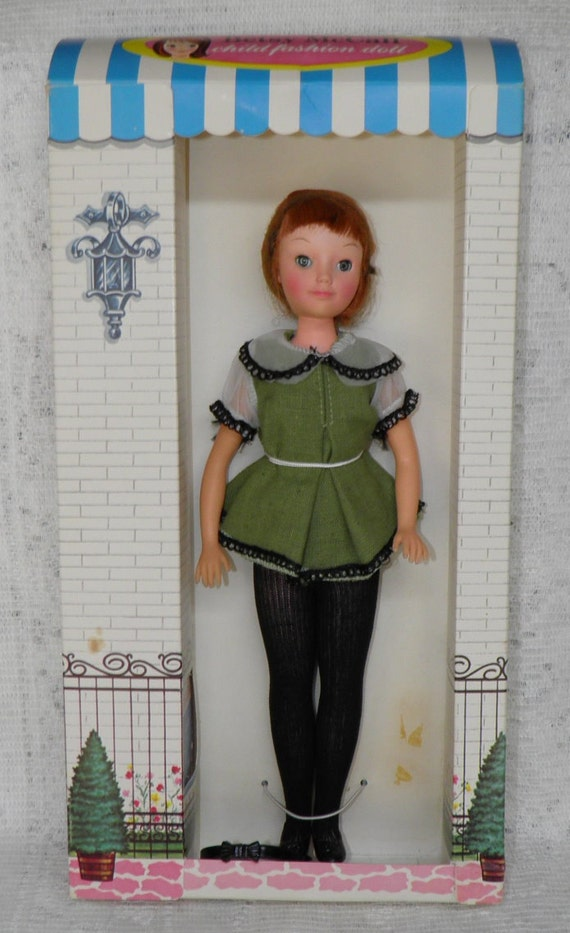 1963 Betsy Mccall Doll Mint In Box By Uneeda By