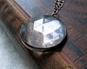 Through the Looking Glass Faceted Necklace