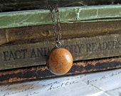 Playground Memories Clay Marble Necklace