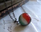 Color Trio Marble Necklace