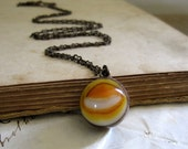 Playground Vintage Marble Necklace