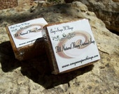 All Natural Honey Oatmeal Soap with shea butter