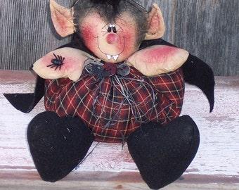 My Puffy Pal Dracula
