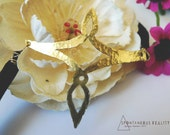 Atlantis Goddess Headpiece / Armlet Adornment