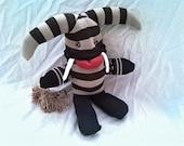 Sock Monster Doll (Snarls Barkley)