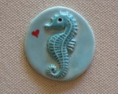 Seahorse love magnet - Buy 12, get one FREE