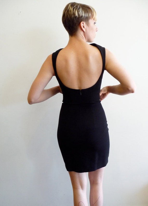 RESERVED reserved reserved Balenciaga Little Black Dress Size 4