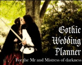 Gothic Wedding Planner ebook - for the alternative couple-to-be
