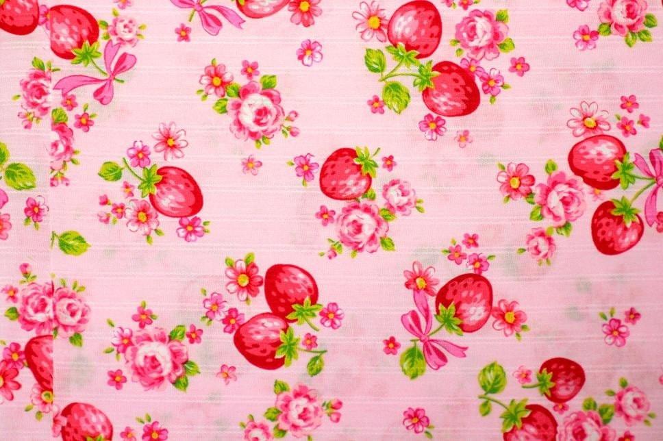 kawaii strawberry wallpaper vintage - photo #23