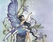 Creation FAIRY PRINT 8.5x11 by Amy Brown
